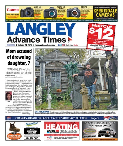 Langley Times, October 29, 2020