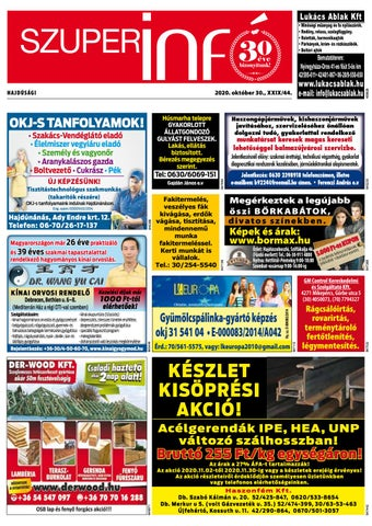 Hajduboszormeny 2020.10.31