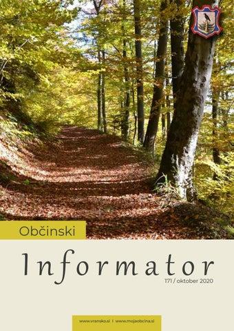 OBČINSKI INFORMATOR 171