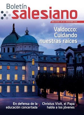 Boletín Salesiano, noviembre 2020