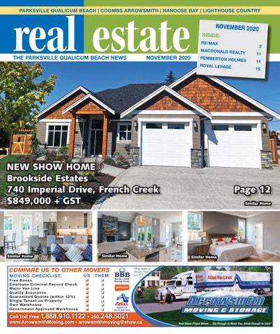 November 04, 2020 Parksville Qualicum Beach News