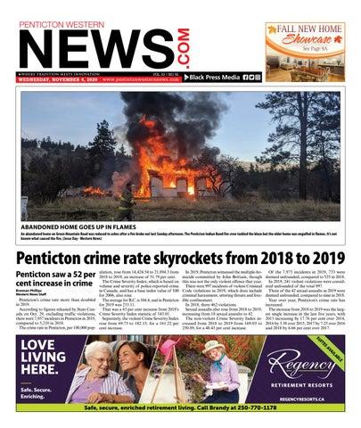 Penticton Western News, November 4, 2020