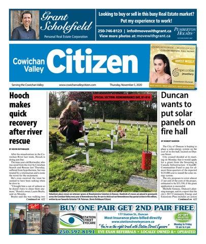 Cowichan Valley Citizen, November 5, 2020