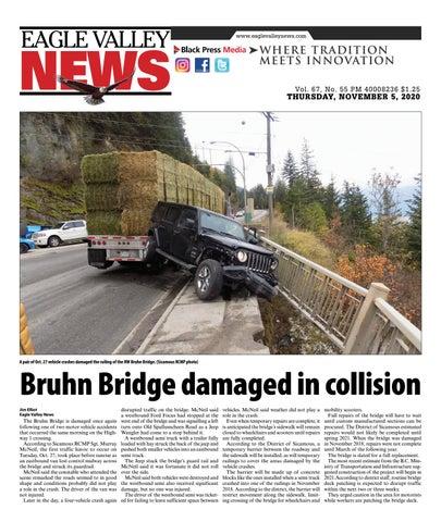 Eagle Valley News, November 5, 2020