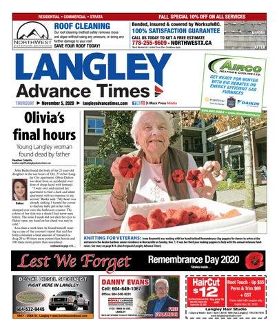 Langley Times, November 5, 2020