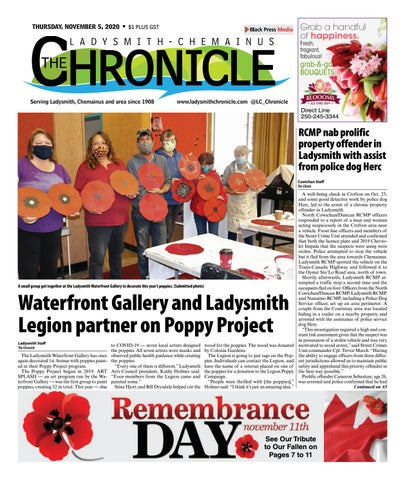 Ladysmith Chronicle, November 5, 2020