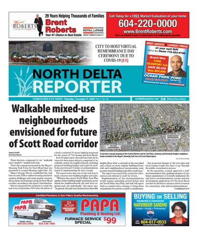 North Delta Reporter, November 5, 2020