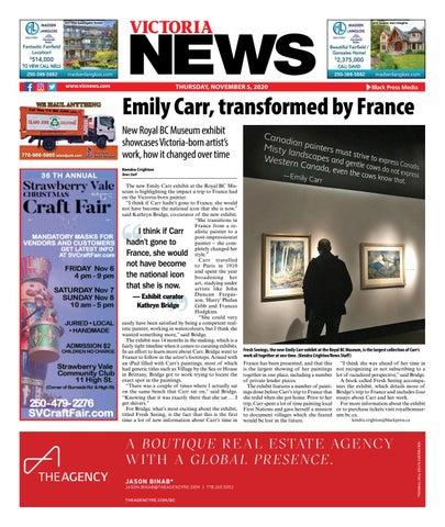 Victoria News, November 5, 2020