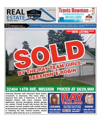 November 06, 2020 Real Estate Weekly - Abbotsford