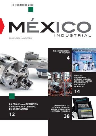México Industrial | 10 - Octubre 2020