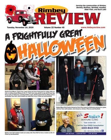 Rimbey Review, November 10, 2020