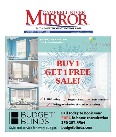 Campbell River Mirror, November 11, 2020