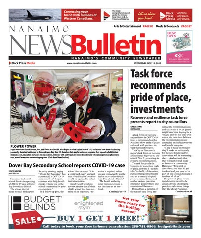Nanaimo News Bulletin, November 11, 2020