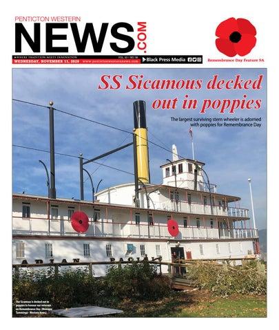 Penticton Western News, November 11, 2020