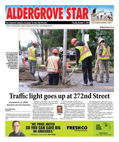 Aldergrove Star, November 12, 2020