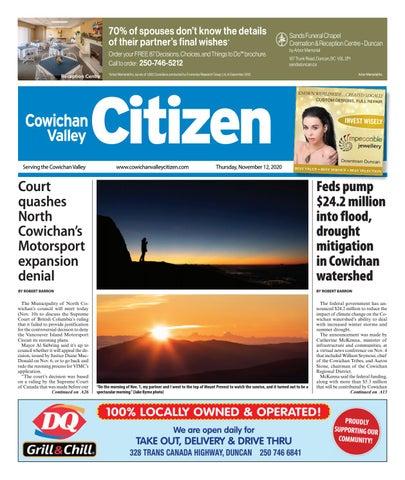 Cowichan Valley Citizen, November 12, 2020