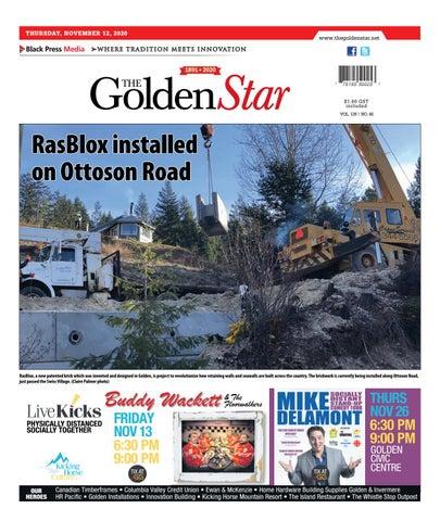 Golden Star, November 12, 2020