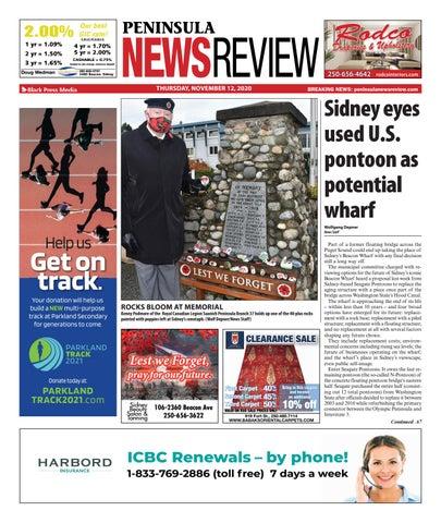 Peninsula News Review, November 12, 2020