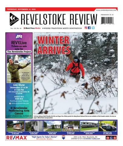 Revelstoke Times Review, November 12, 2020