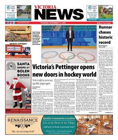 Victoria News, November 12, 2020