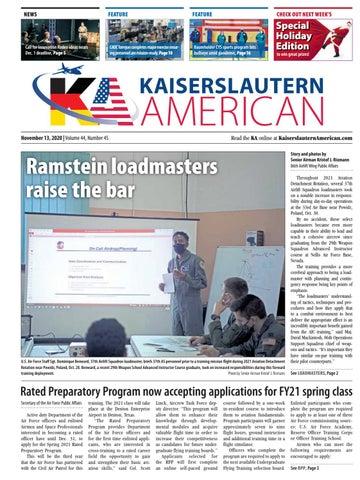 Kaiserslautern American - November 13, 2020