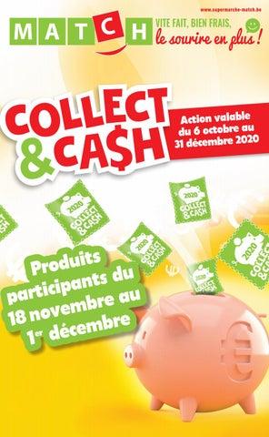 Collect&Cash, découvrez nos nouveaux produits participants!