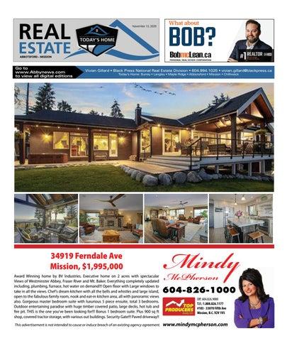 November 13, 2020 Real Estate Weekly - Abbotsford