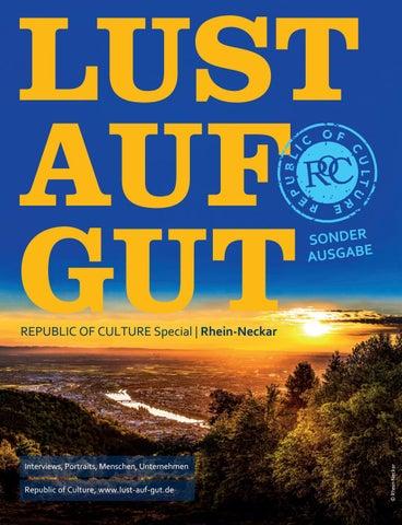 LUST AUF GUT Magazin | Special: Rhein-Neckar