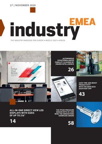 Industry EMEA | 27 - November 2020