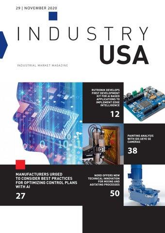 Industry USA | 29 - November 2020