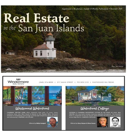 San Juan Real Estate Review November 2020