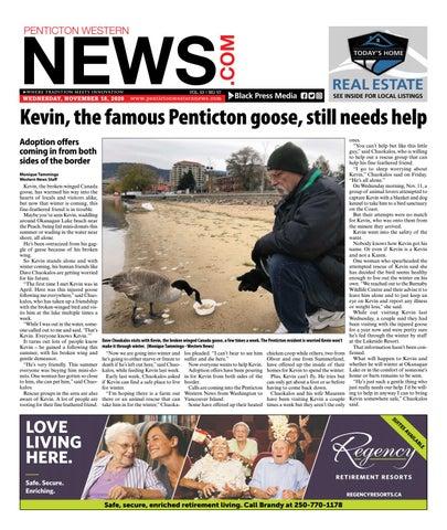 Penticton Western News, November 18, 2020