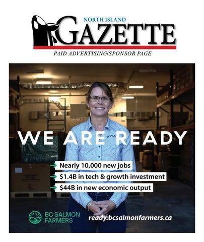 North Island Gazette, November 18, 2020