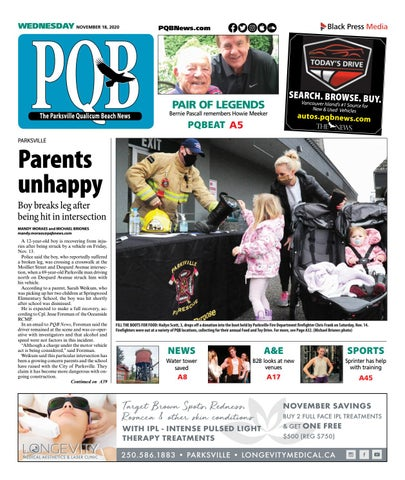 Parksville Qualicum Beach News, November 18, 2020
