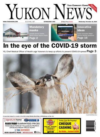 Yukon News, November 18, 2020