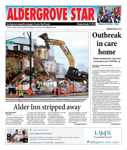 Aldergrove Star, November 19, 2020