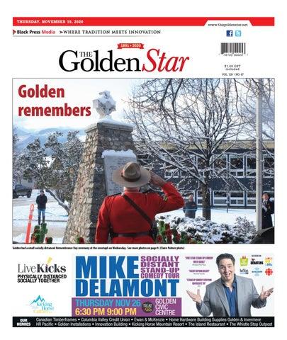 Golden Star, November 19, 2020