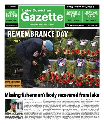 Lake Cowichan Gazette, November 19, 2020