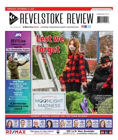 Revelstoke Times Review, November 19, 2020