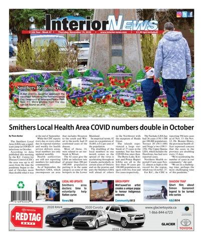 Smithers Interior News, November 19, 2020