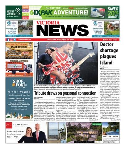 Victoria News, November 19, 2020