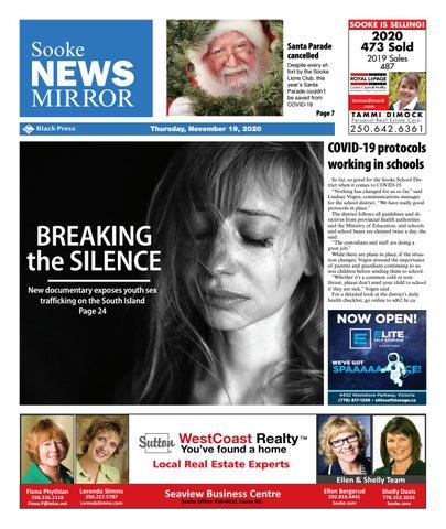 Sooke News Mirror, November 19, 2020