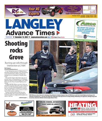 Langley Times, November 19, 2020