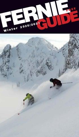 Fernie Winter Guide 2020/2021