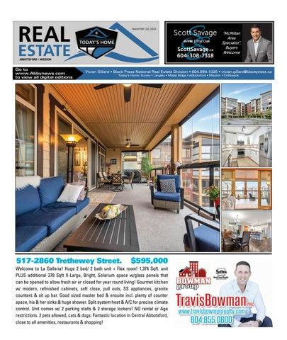 November 20, 2020 Real Estate Weekly - Abbotsford