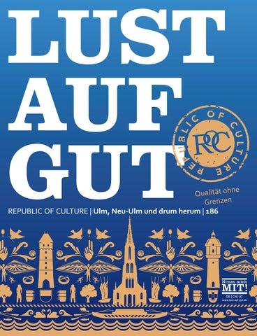 LUST AUF GUT Magazin | Ulm Nr. 186