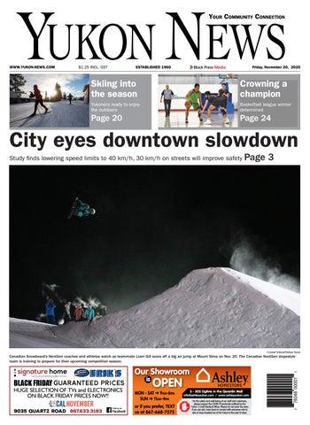 Yukon News, November 20, 2020