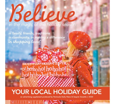 Believe: Local Holiday Guide 2020