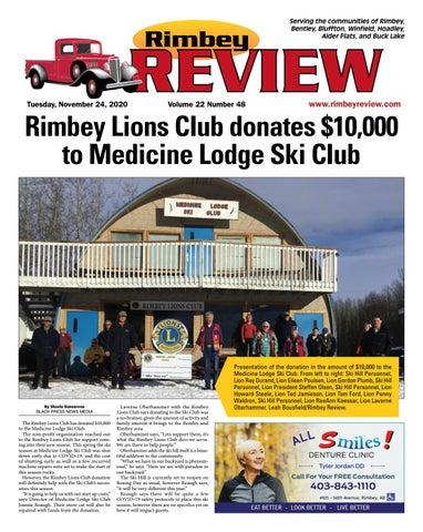 Rimbey Review, November 24, 2020