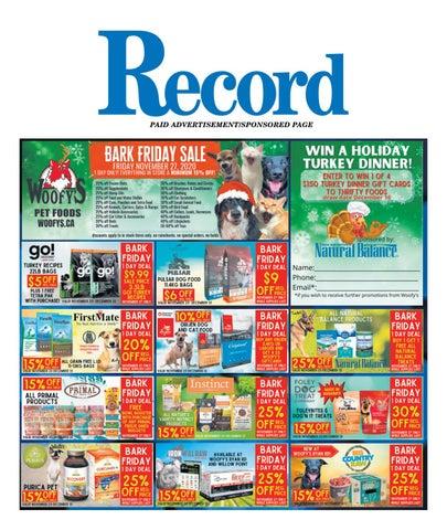 Comox Valley Record, November 25, 2020